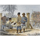 Karl Ivanovich Kollmann, Scenes of rural Russia (3 works, various sizes)