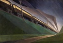 Leonid Terentevich Chupyatov, Speeding train