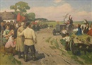 Mikhail Krivenko, The new village tractor