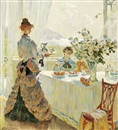 Henry Yagodkin, Afternoon tea at the palace