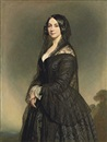 Franz Xaver Winterhalter, Portrait of a lady