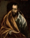 Circle Of El Greco, Saint James the Greater
