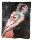 Judy Rifka, Nude on black
