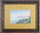 La Pira, A view of the Bay of Naples (+ A companion work; 2 works)