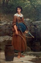 George Dunlop Leslie, The nut brown maid