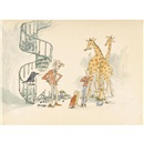 Quentin Blake, The sprial stair