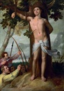 Cornelis Cornelisz van Haarlem, The Miracle of Saint Sebastian