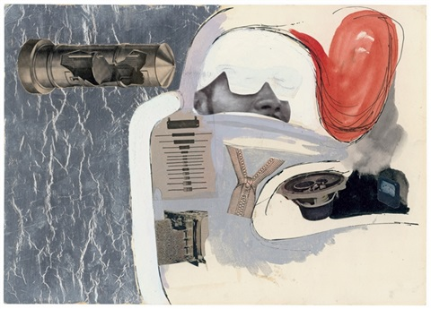Richard Hamilton, Towards a definitive statement on the coming trends in men