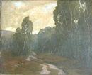 James Cadenhead, A woodland landscape with a stream (+ 4 others; 5 works)