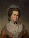 Charles Willson Peale, Mrs. Sarah Bordley