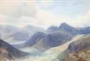 William Heaton Cooper, The Langdale Valley