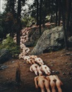Spencer Tunick, Jerez Mountains