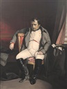 Studio Of Paul Hippolyte Delaroche, Napoleon at Fontainebleu