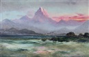 James Peele, Steamer & Mt cook