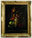 Attributed To Jean-Michel Picart, Bouquet de fleurs