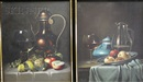 Gyula Andreas Bubárnik, Still life (+ Another; pair)
