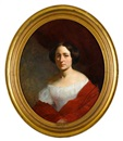 Thomas Le Clear, Portrait of Lydia Sprague