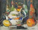 Gordon Bryce, White teapot
