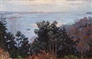 Walter Voltmer, View over the Elbe
