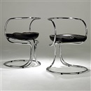 Vladimir Tatlin, Pair of chairs