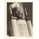 Alexander Alland, From a portfolio of black Jews in America (set of 10)