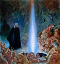 Jeff Easley, Lair of the live ones, Dragonlance calendar illustration