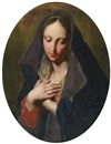 Circle Of Jacopo Amigoni, Madonna