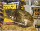 Henril Emil Aczél, The cat