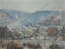 Edward Willis Redfield, Panther Hollow, Pittsburgh