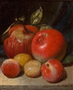 Peter Baumgras, Apples and plums