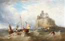 Henry King Taylor, St. Michael's Mount, Cornwall