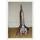 Hans Aarsman, Childhood toy rocket, given away on 1 July 2008