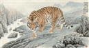 Meng Xiangshun, Magnificent tiger