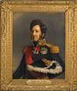 Franz Xaver Winterhalter, Portrait de Louis-Philippe (collab. w/workshop)