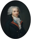 Circle Of Adélaïde Labille-Guiard, Portrait du conventionnel vergniaud chef des girondins
