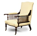 George Washington Jack, Saville armchair