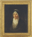 Washington Allston, Portrait of Mrs. William Channing
