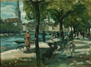 Anders Hune, Summer day in Paris