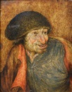 Pieter Brueghel the Younger, A peasant man