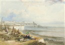 Robert Brandard, View of Broadstairs, Kent