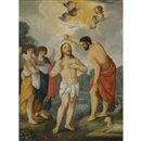Johann (Hans) Konig, The baptism of Christ