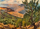 Arieh Allweil, Landscape in the Galilee