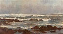 Frederick William Jackson, Seascape