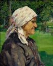 Walter Ufer, Tyrolean woman