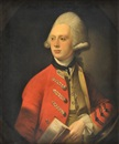 Henry Pickering, A cornet of the 11 th. dragoons