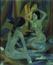 Han Snel, Women bathing