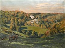 Paul Ayshford Methuen, Claverton Manor, Bath