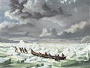 William Armstrong, Crossing to Quebec