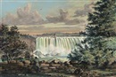 William Armstrong, Horse Shoe Fall, Niagara