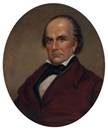 Frank Haseltine, Portrait of Daniel Webster